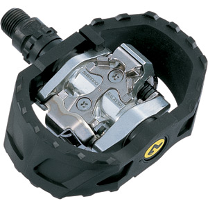 PD-M424 MTB SPD pedals - pop-up mechanism