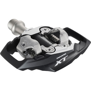 PD-M785 XT MTB SPD trail pedals - two-sided mechanism