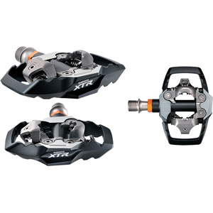 PD-M985 XTR MTB SPD trail pedals - wide platform two-sided mechanism