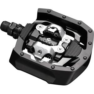 PD-MT50 CLICK'R pedal, Pop-up mechanism, black