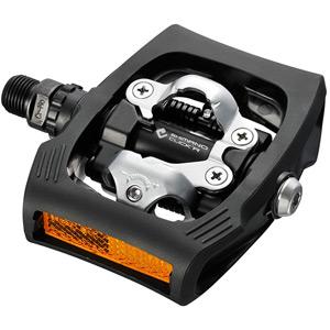 PD-T400 CLICK'R pedal, Pop-up mechanism, black