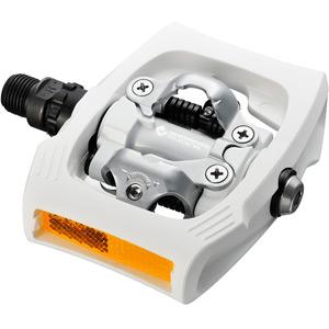 PD-T400 CLICK'R pedal, Pop-up mechanism, white