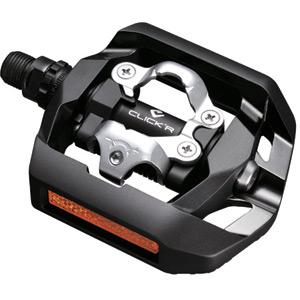 PD-T420 CLICK'R pedal, Pop-up mechanism, black