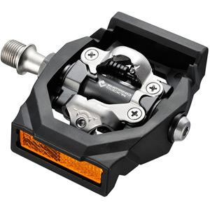 PD-T700 CLICK'R pedal, Pop-up mechanism, black
