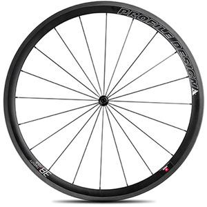 38 Twenty Four Full Carbon Clincher Wheel - Front