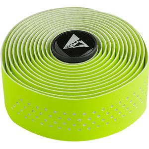 Perforated Handlebar Tape - Hi-Vis Green/W