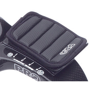 Missile aerobar gel arm rests - small for drop style aerobar - 5 mm
