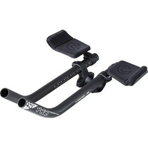 Missile ski-bend clip-on, 31.8 mm, black