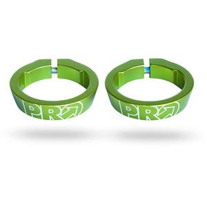 Lock ring set - green