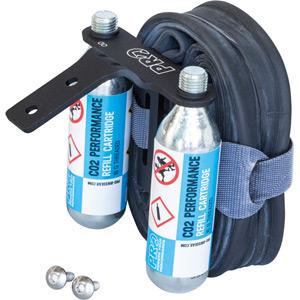 PRO saddle accessory mounting, Co2 bracket