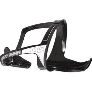 UD Carbon monocoque bottle cage with open construction
