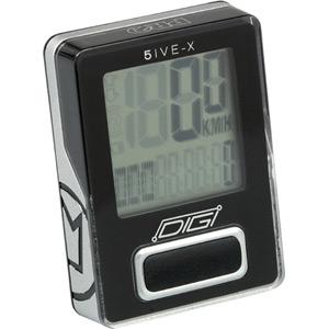 DIGI 5IVE- 5 function, wired, black