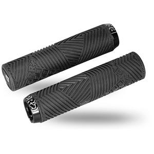 Dual lock Sport grip - 32 mm - black