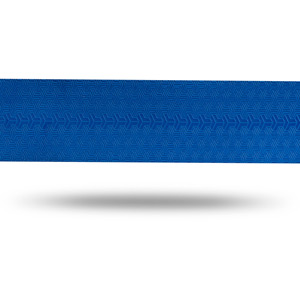 Race comfort PU bar tape with bar end plugs and fixing tape, blue