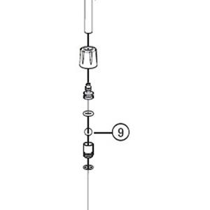 Park Tool 1094 - check valve ball PFP-3