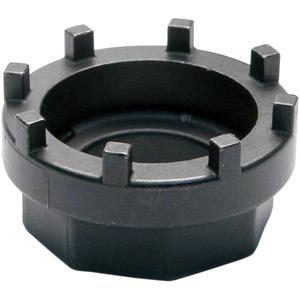 Park Tool BBT-18 - Bottom Bracket Tool 8-Tooth Splines: Shimano & Isis Sealed Cartridge