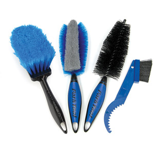 Park Tool BCB-4.2 - Bike Cleaning Brush Set blue/black