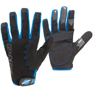 Park Tool GLV-1 - Mechanics Glove's Large blk/blue