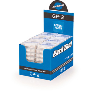 Park Tool GP-2 - Super Patch Kit - Box Of 48