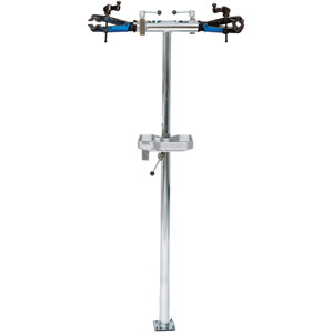 PRS-2.2-2 - Deluxe Double Arm Repair Stand (With 100-3D Micro Adjust Clamps) Les