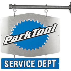Park Tool SDS1 Serv Dept Sign Double