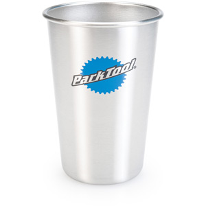 Park Tool SPG-1 - Park Tool Stainless Steel Pint Glass