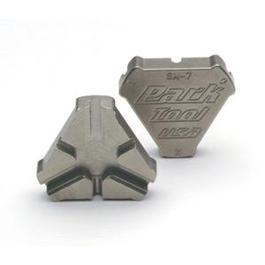 Park Tool SW-7 - Triple Spoke Wrench: 0.127 / 0.130/ 0.136 Inch