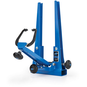 TS-2.2P - Professional Wheel Truing Stand Max Axle Width 175 mm Blue