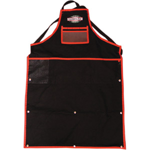 Finish Line Pro Shop apron black