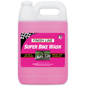 Bike Wash 1 US gallon / 3.8 litres