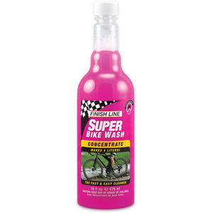 Finish Line Bike Wash 16 oz concentrate