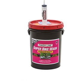 Finish Line Super Bike Wash 5 Gallon Concentrate refil pail