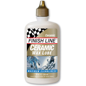 Finish Line Ceramic Wax lube 2 oz / 60 ml bottle
