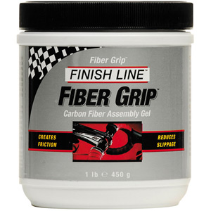Finish Line Fiber Grip carbon fibre assembly gel 1 lb / 455 ml tub