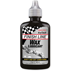 Finish Line KryTech Chain Lube 2 oz / 60 ml Bottle