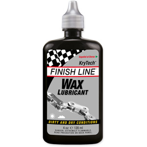 Finish Line KryTech Chain Lube 4 oz / 120 ml Bottle