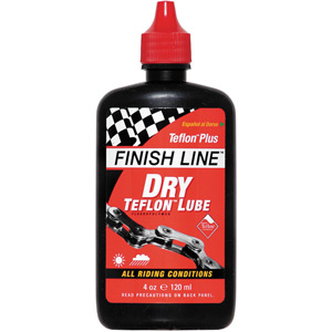 Teflon Plus Dry chain lube 8 oz