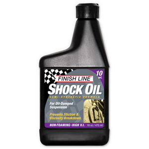 Shock oil 10 wt 16 oz / 475 ml