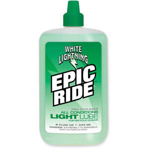 Epic Ride, 8 oz squeeze bottle (240 ml) box of 8