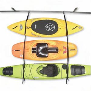 Hang 3 - Deluxe Kayak strap storage system