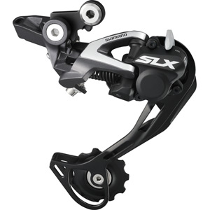 RD-M675 SLX 10-speed Shadow+ design rear derailleur, GS