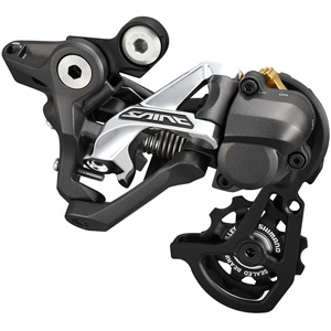 RD-M820 Saint 10-speed Shadow+ design rear derailleur, SS