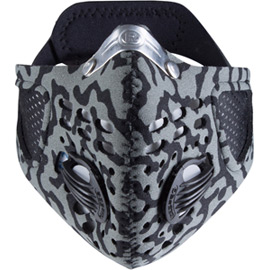 Sportsta mask grey large