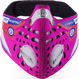 Cinqro mask pink medium