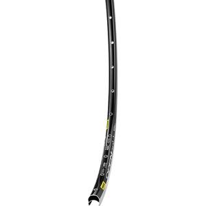 Open Pro 36 hole rim, black anodised