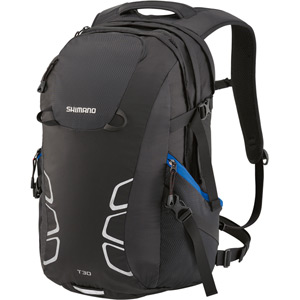 Tsukinist T20, 20 litre commuter bag, without reservoir, black / blue