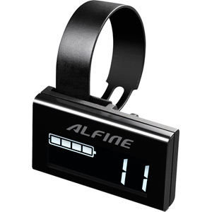 SC-S705 Alfine Di2 information display