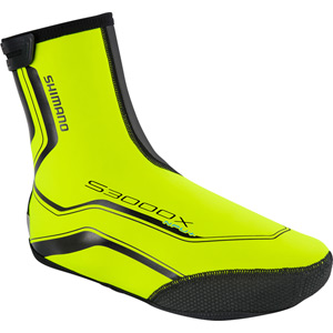 S3000X NPU+ 3 mm Neoprene overshoe, with BCF and PU coating, yellow large