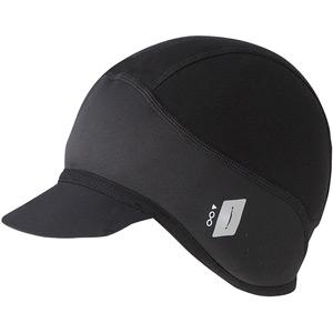 WINDSTOPPER® race cap, black / grey
