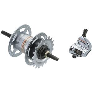 SG-3R40 Nexus roller brake compatible 3-speed rear hub